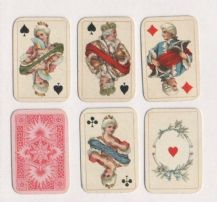 Collectible playing cards Dondorf 164 whist